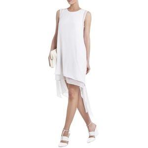 BCBGMaxAzria Lainey Asymmetrical Shift Dress NWT